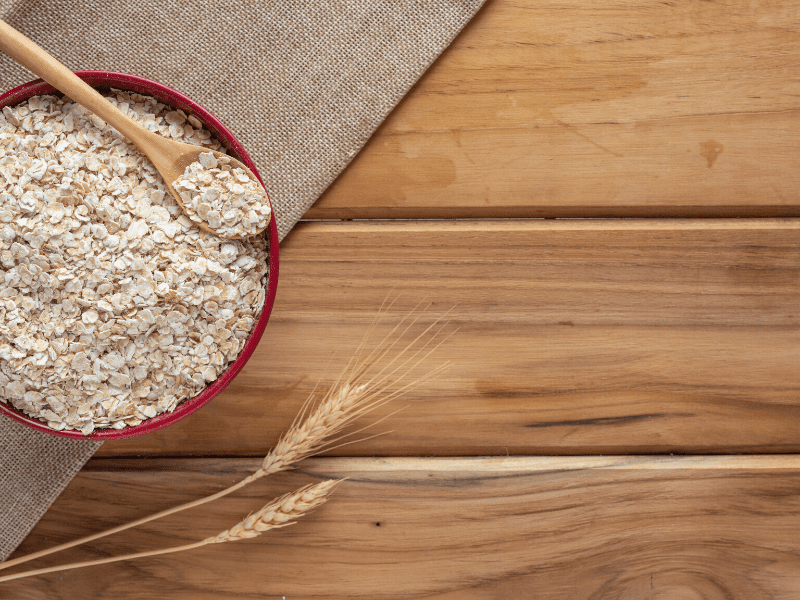 Oats - A High Protein Food