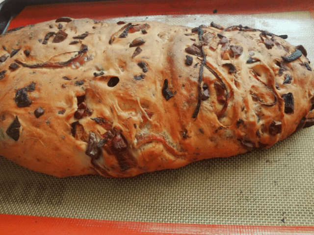 Olive And Onion Bread Recipe For Potluck Lunch
