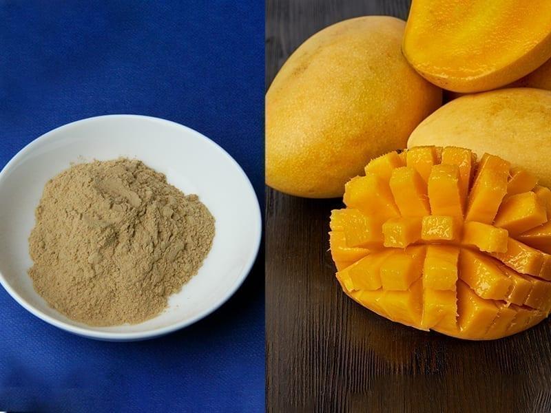 Multani Mitti And Mango Face Pack
