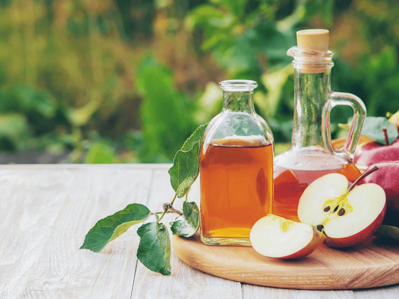 Apple Cider Vinegar Cure For Cracked Heels