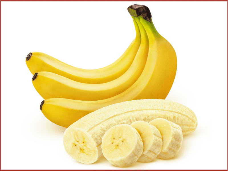 Banana Mask For Cracked Heels