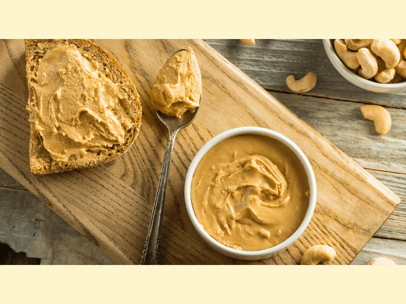 Cashew Butter Recipe