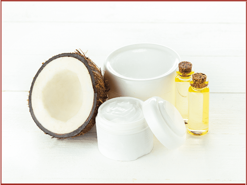 Coconut Oil Remedy For Foot Crack