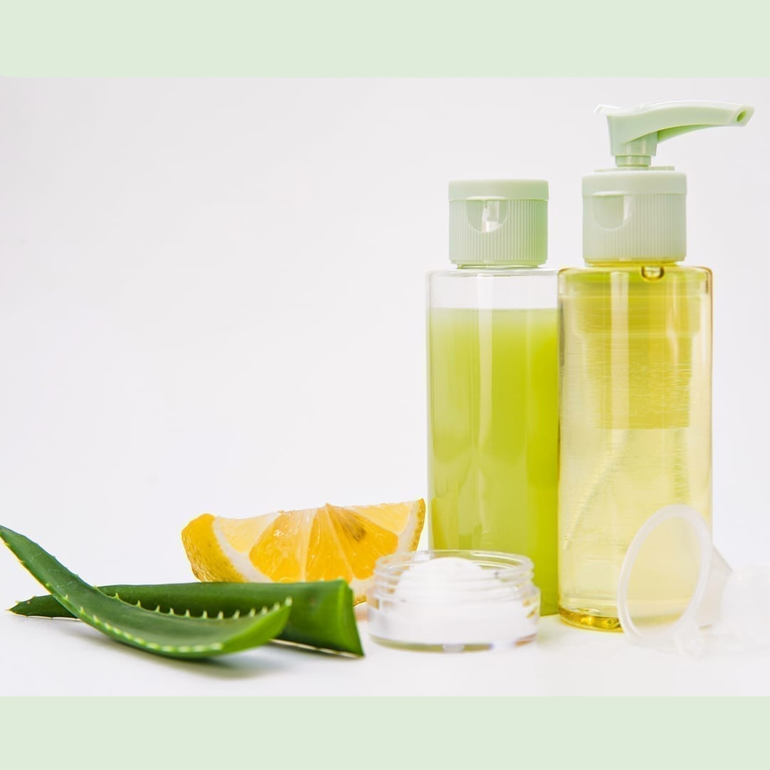 Lemon Juice And Aloe Vera Face Pack