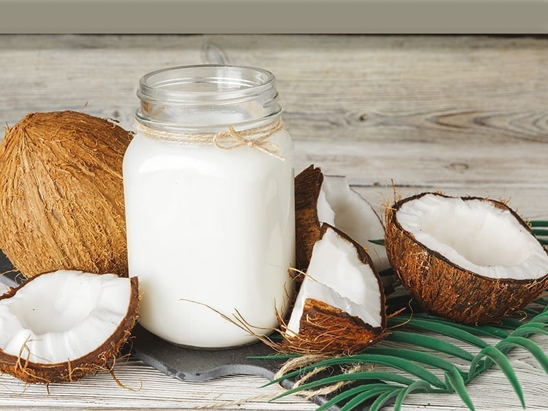 Homemade Moisturizer With Coconut Oil