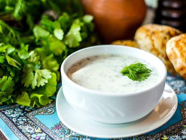 Add Greek Yogurt In Soups And Stews