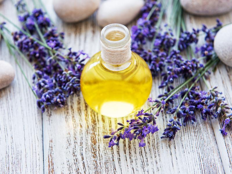 Lavender Oil For Sunburn Relief