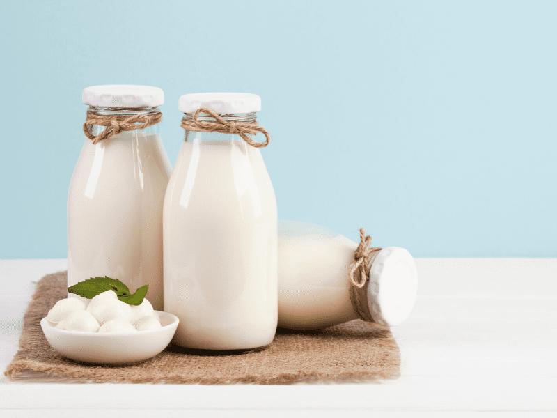 Get Rid Of Sunburn With Milk