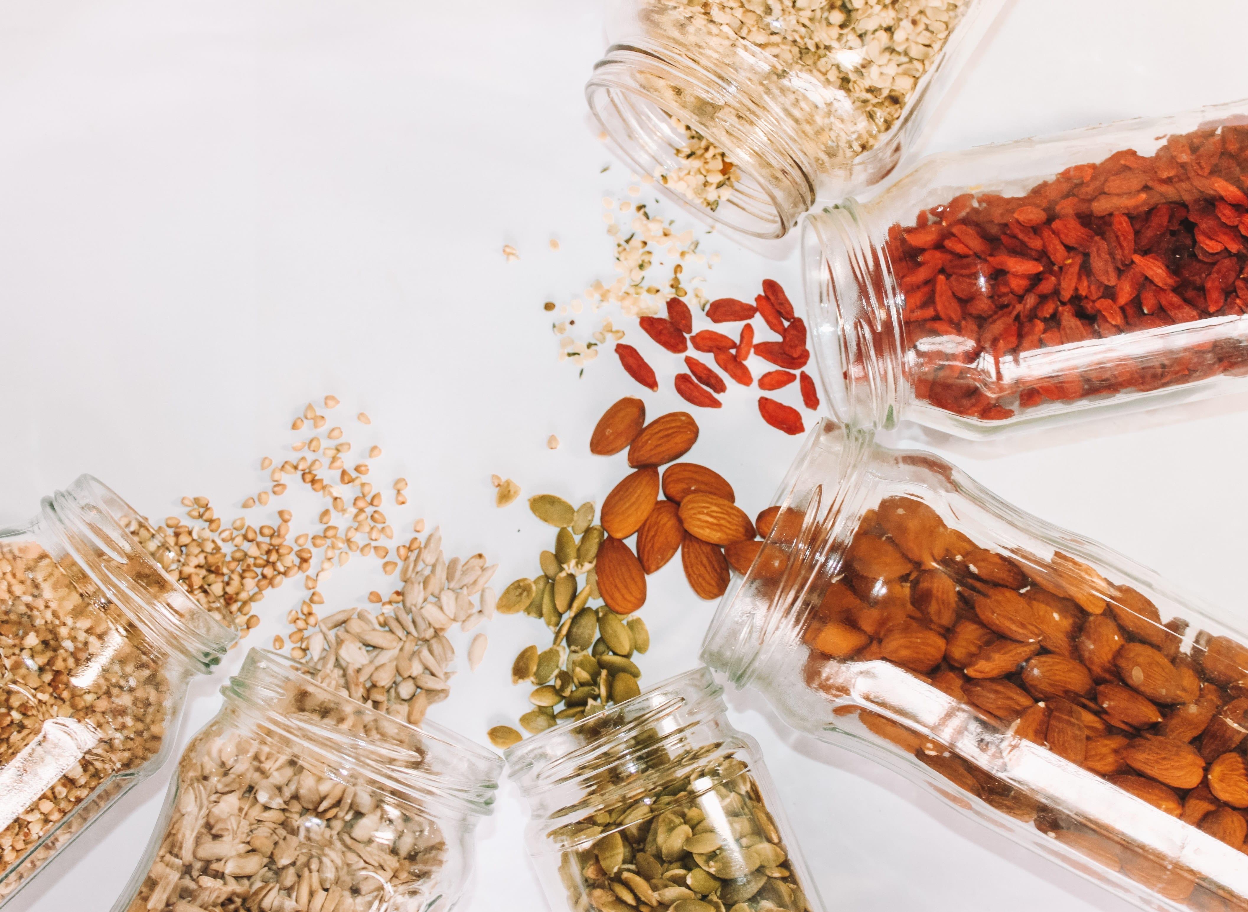 Nuts - Keto Foods