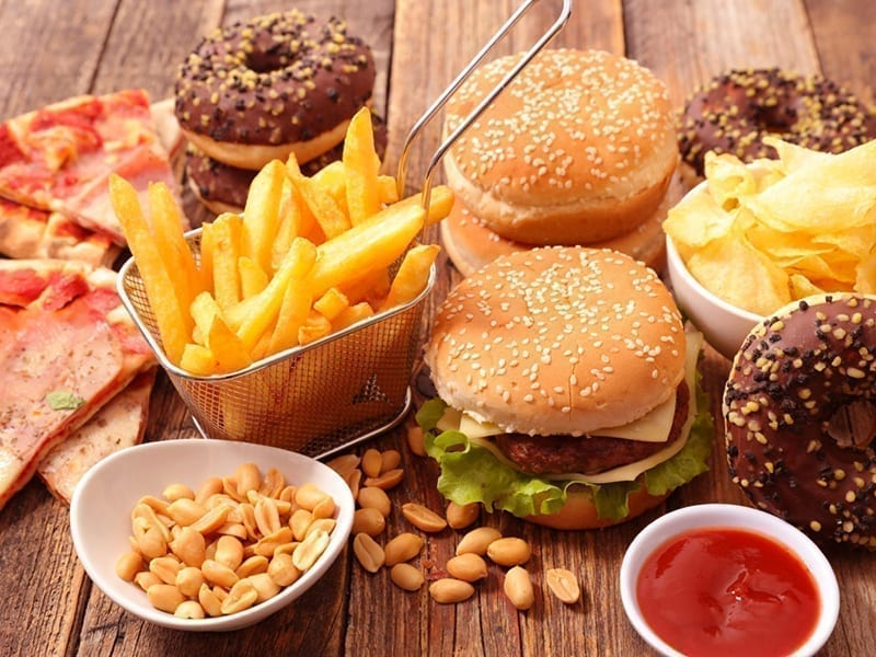 Avoid Consuming Processed Foods While On Keto Diet