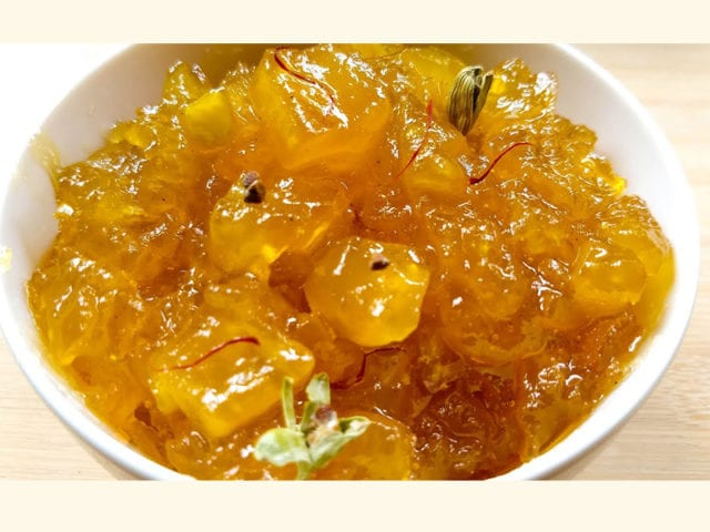 Recipe For Aam Ka Murabba