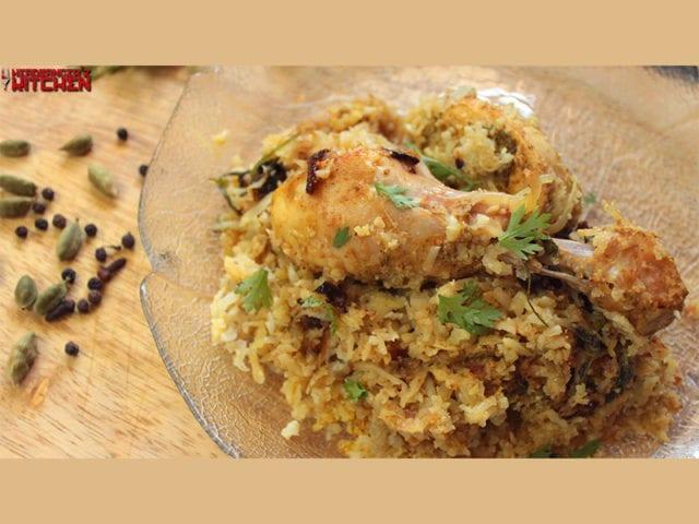 Keto Friendly Chicken Biryani