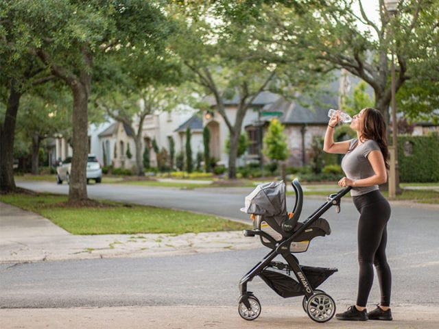 Get Rid Of Postpartum Depression By Exercising Regularly