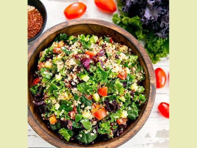 Keto Salad Recipe