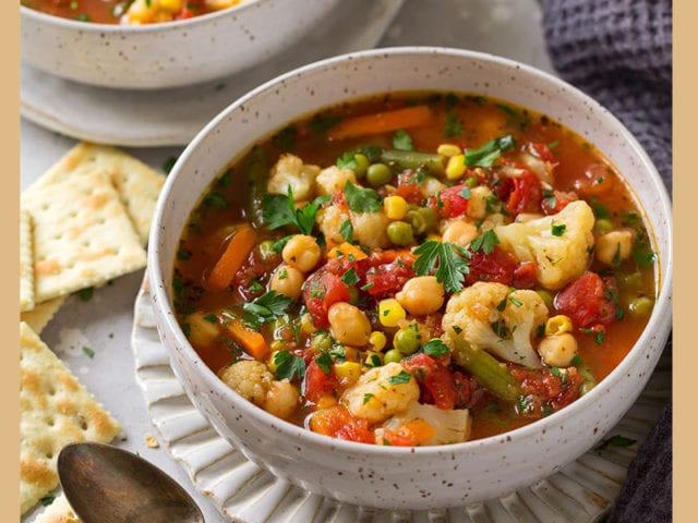Keto Friendly Soup Recipe