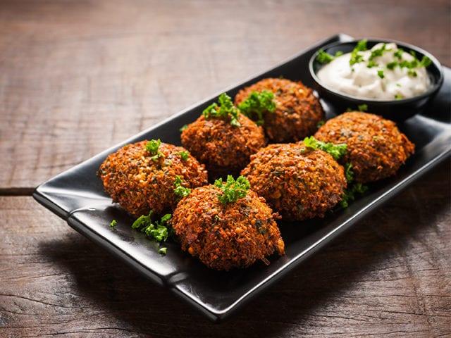 Falafel Vegan Style