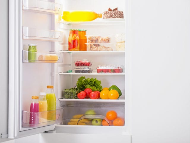 Refrigerator Cleaning Helps In Freeing Up Space