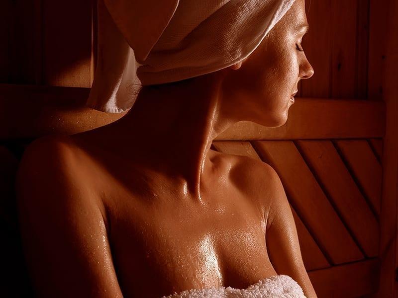 Induce Sweat To Get Rid Of Kapha Dosha