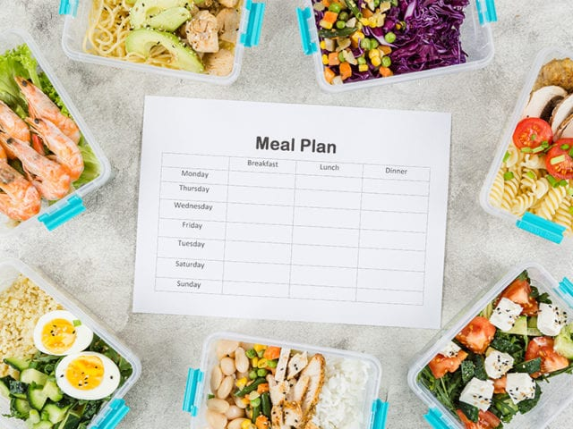 Meal Plan For Tiffin Service Business From Home