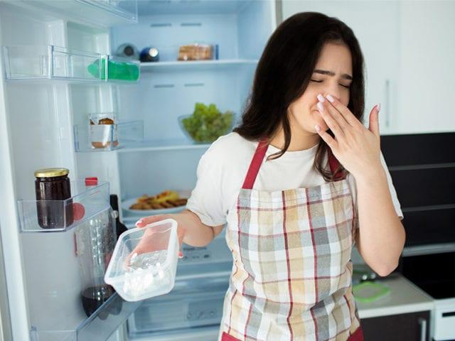 Fridge Cleaning Prevents Foul Odour