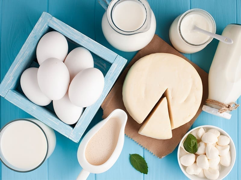 Reduce Dairy Products And Sweeteners To Get Rid Of Kapha Dosha