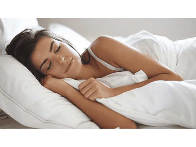 Sleeping In An Upright Posture