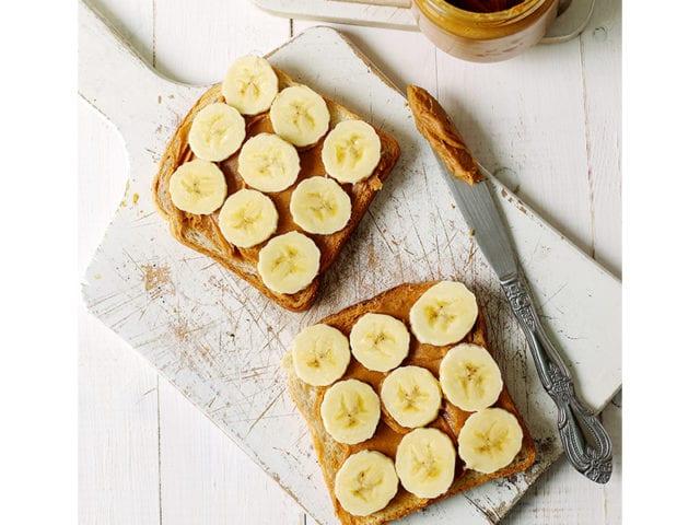 Peanut Butter Toast Recipe