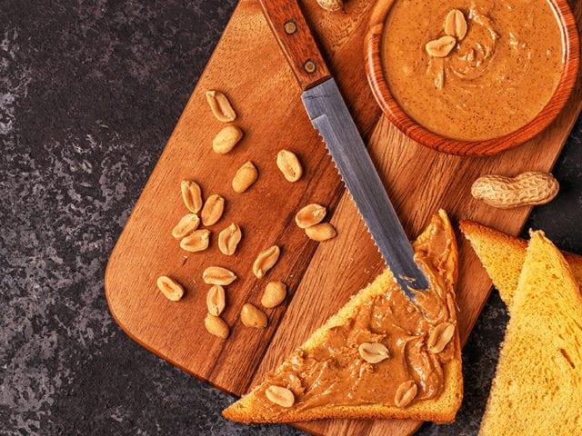 No-Bake Peanut Butter Bar Recipe