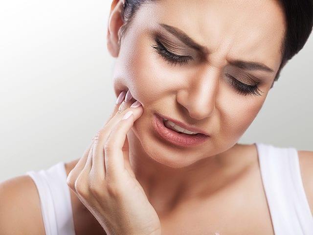Gum Swelling Due To Gingivitis