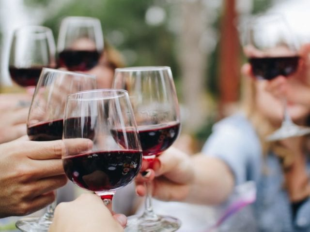 Drinking Wine Helps In Fighting Depression