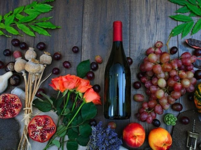 Wine Improves Gut Health