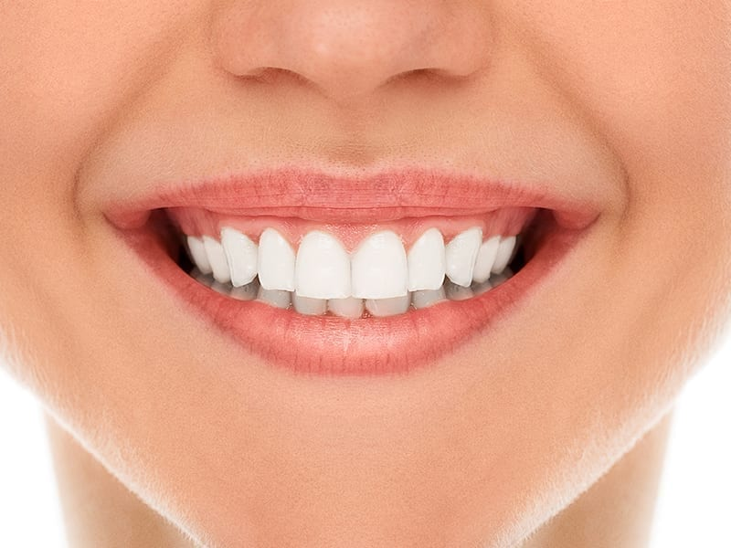 Get Sparkling White Teeth With Mouthwash