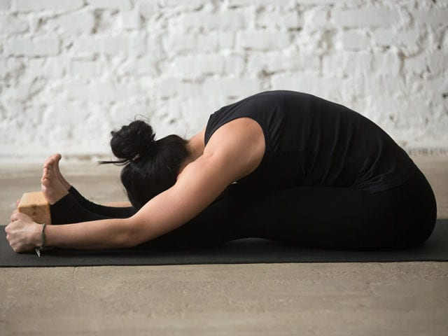 Paschimottanasana To Regulate Periods