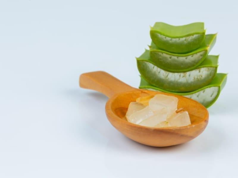 Aloe Vera Gel For Oily Scalp