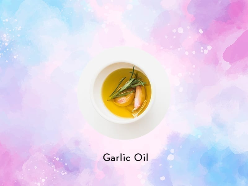 Garlic Oil For Nail Growth Naturally