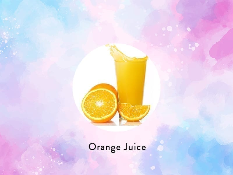 Orange Juice For Natural Nail Growth