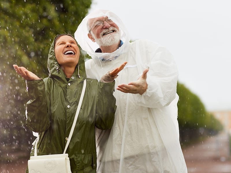 Precautions For Elderly During Monsoon