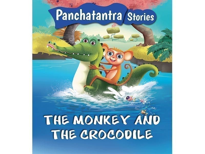 The Monkey And The Crocodile Story