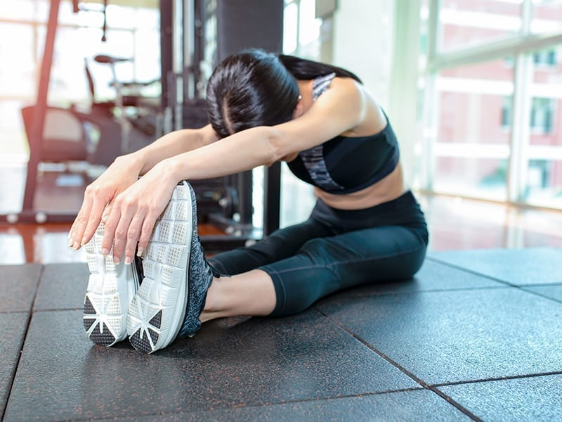 Fight Period Mood Swings With Exercise