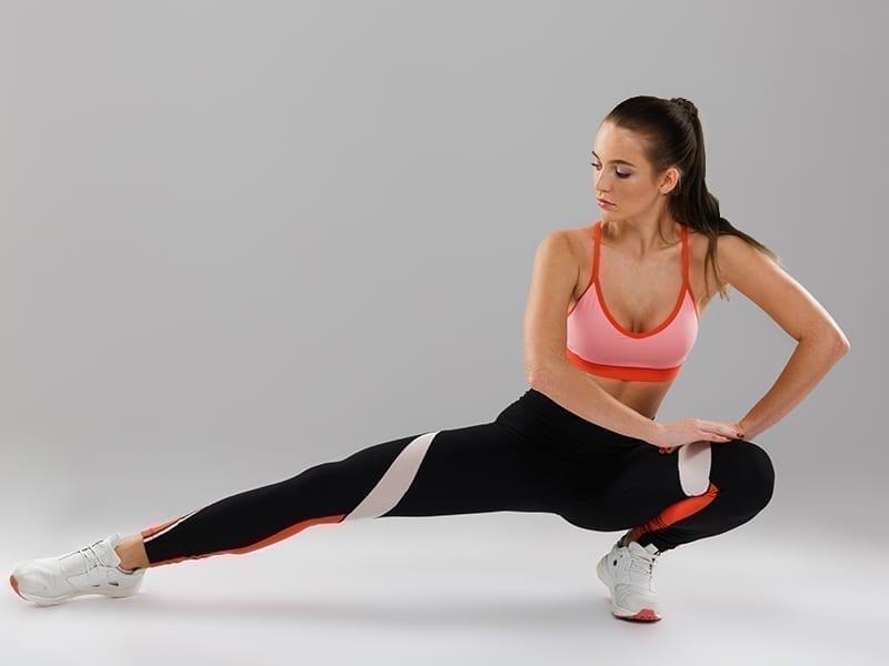 90-90 Stretch