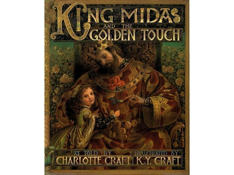 Kind Midas And The Golden Touch