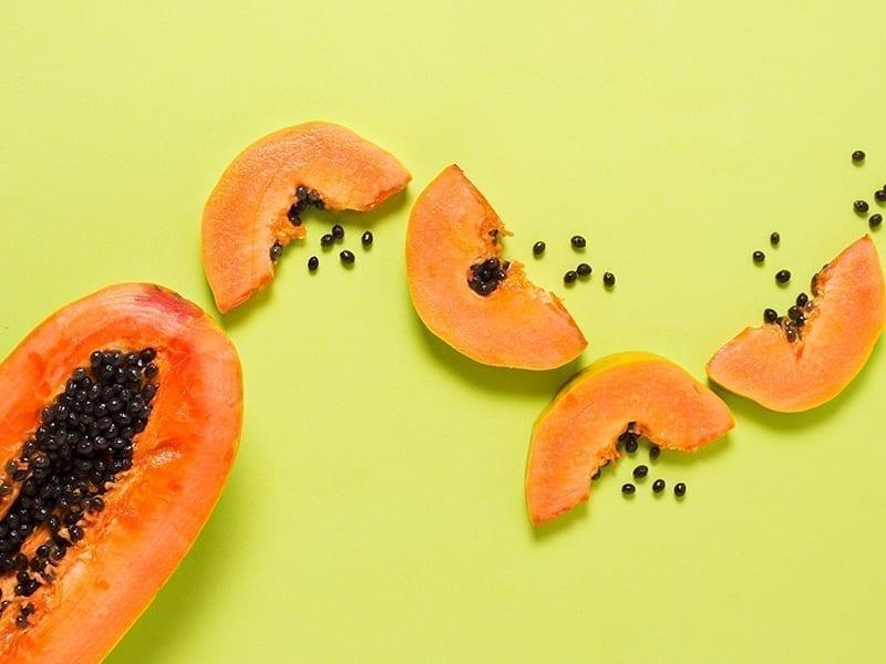 DIY Face Moisturizer With Papaya