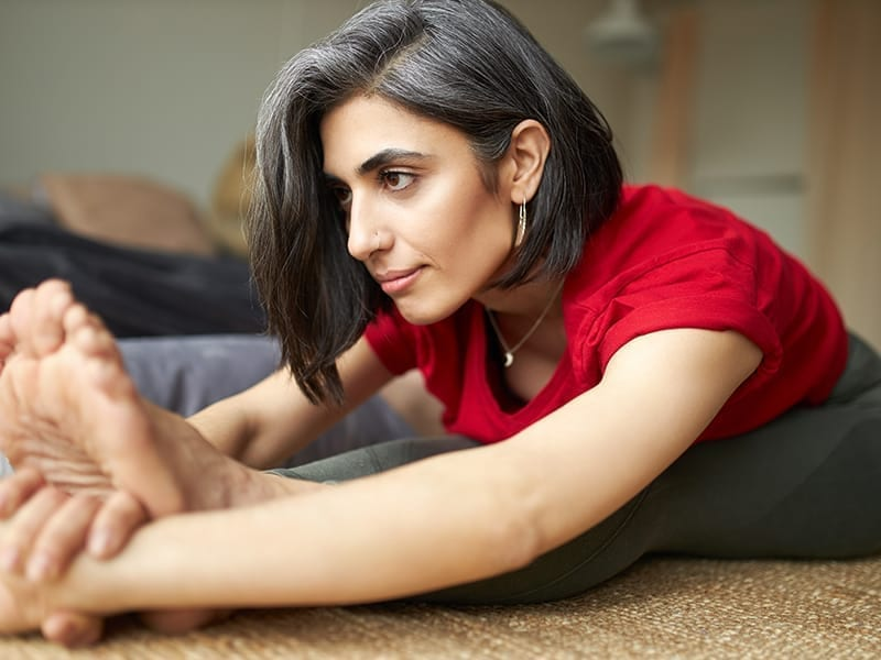 Role Of Yoga In Fighting Indigestion